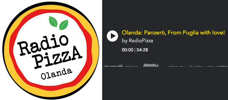 Radio pizza olanda news logo